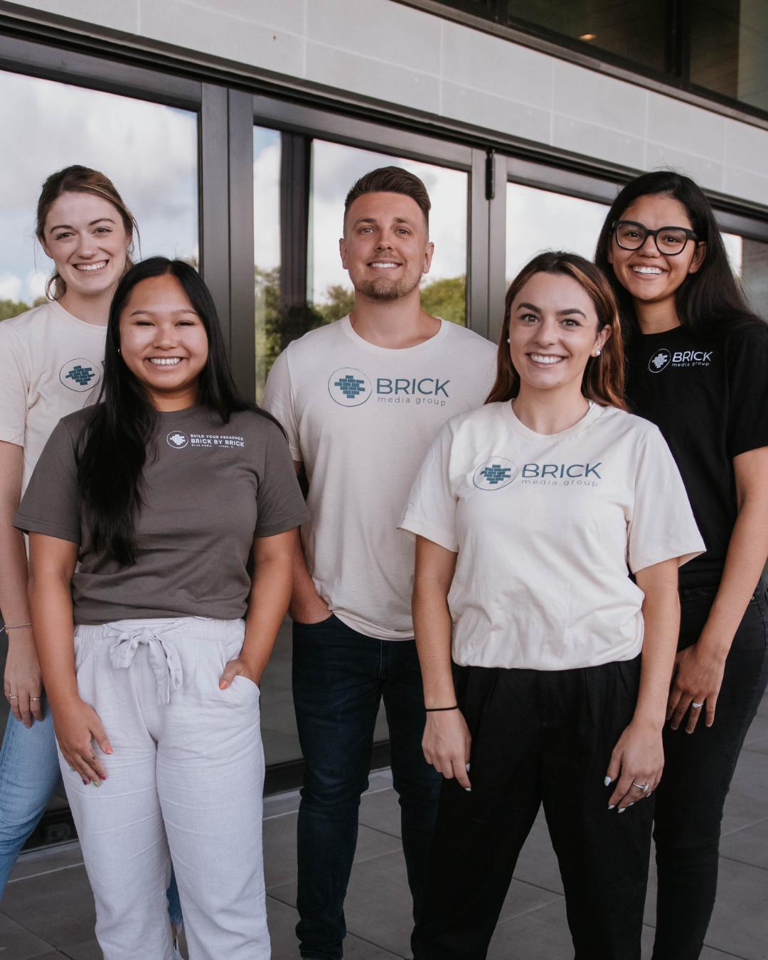 Marketing Team - Brick Media Team